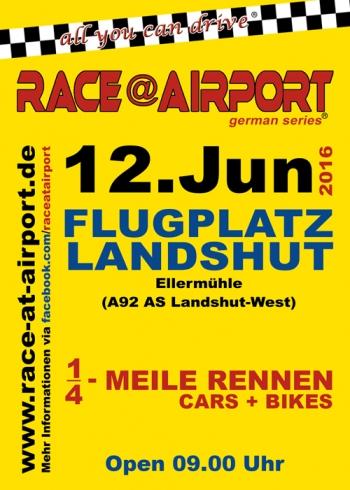 Race @ Airport Landshut