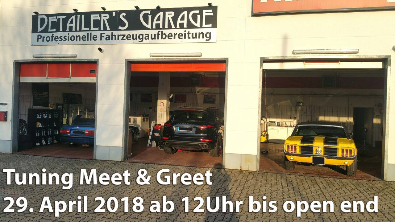 Tuning Treffen & Meet & Greet