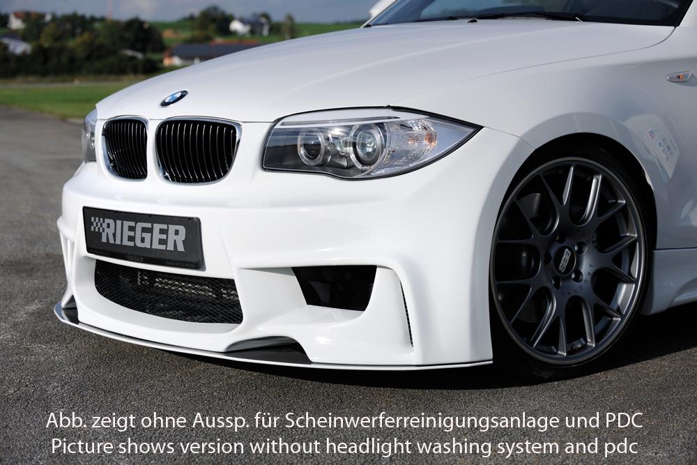 Rieger Front Bumper