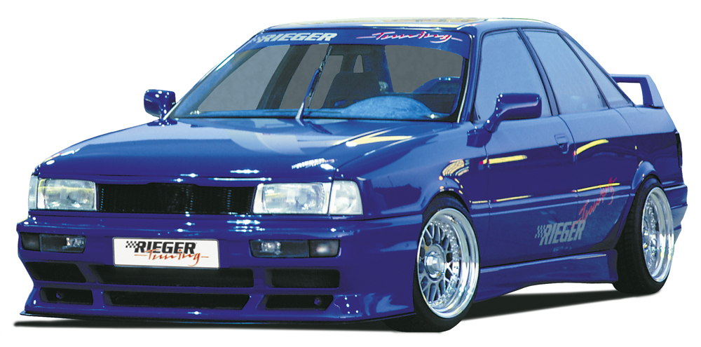 Audi 80 & 90: Typ 89:B3 (-91) Saloon Rieger Side Skirts - AB [Image 3]
