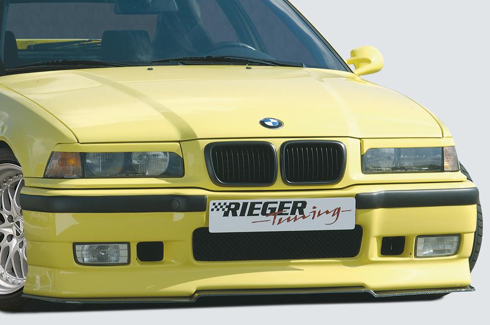 Spoilerstossstange RT01 ABS,  für Fzg. mit Serienkarosserie, Gutachten, Montagezubehör
