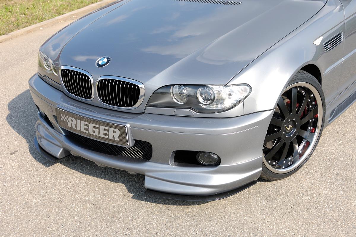 Spoilerlippe für Fahrzeuge mit M2 Sportpaket <p>Spoilerlippe für BMW E46 mit M2 Sportpaket;</p>