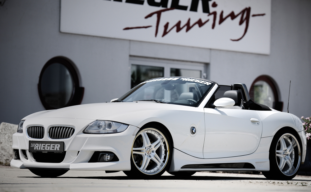 BMW Z4 Coupe/Roadster (06-09) Front Bumper - ABS [Image 6]