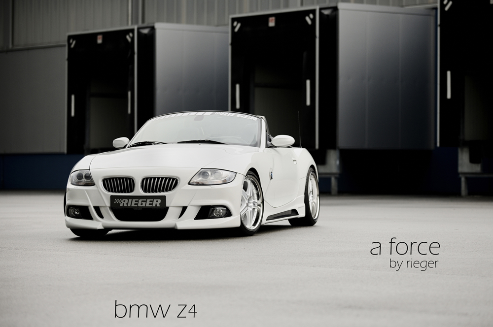 BMW Z4 Coupe/Roadster (06-09) Front Bumper - ABS [Image 5]