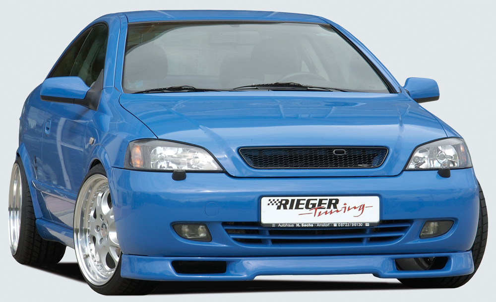 Astra G/Mk4 Coupe & Cabrio Rieger Body Kit - ABS [Image 2]