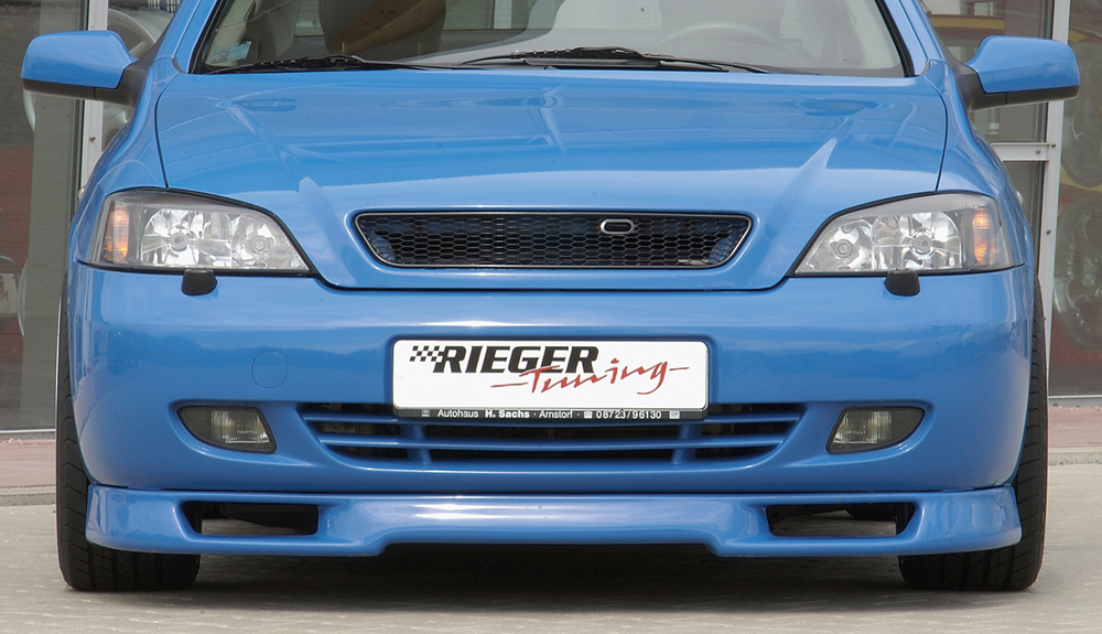 Astra G/Mk4 Coupe & Cabrio Rieger Body Kit - ABS [Image 3]