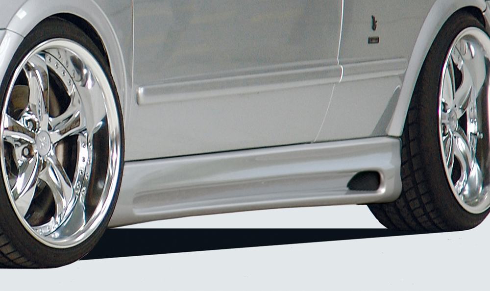 Astra G/Mk4 Coupe & Cabrio Rieger Body Kit - ABS [Image 6]