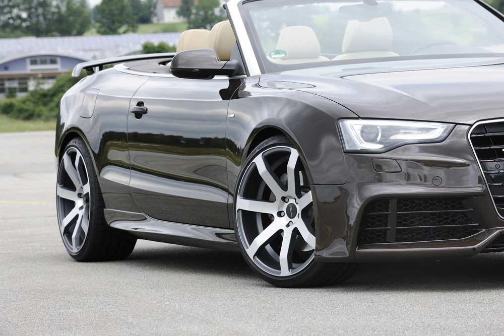 Audi A5/S5 B8:B81 Rieger Side Skirts - ABS [Image 2]