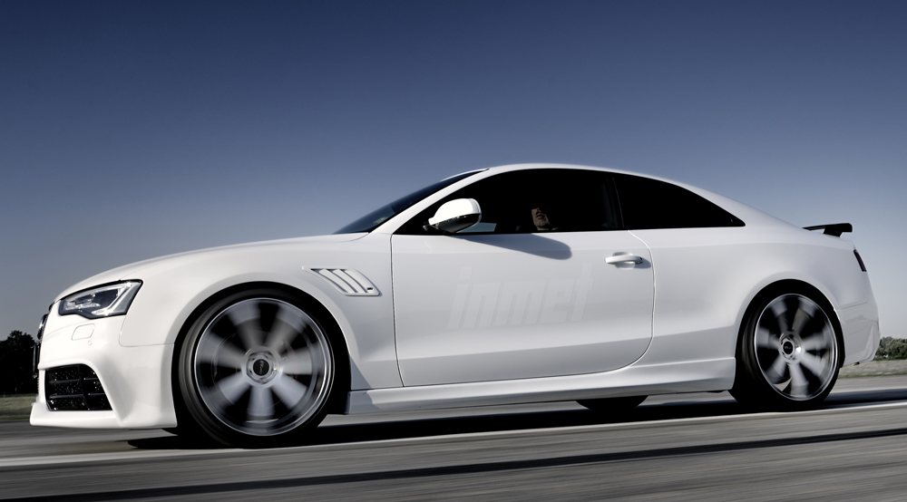 Audi A5/S5 B8:B81 Rieger Side Skirts - ABS [Image 3]