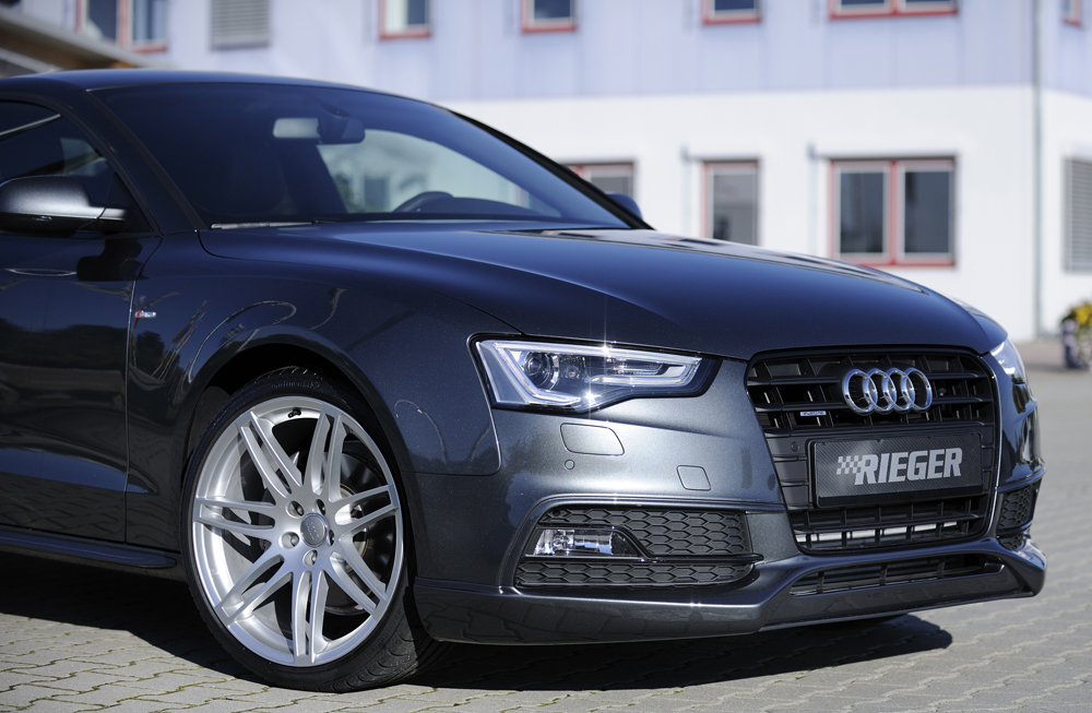 Audi A5:S5 Rieger Body Kit - ABS [Image 2]