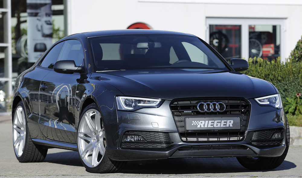 Audi A5:S5 Rieger Body Kit - ABS [Image 3]