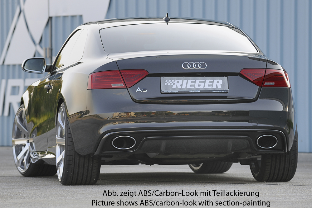 Audi A5:S5 Rieger Body Kit - ABS [Image4]