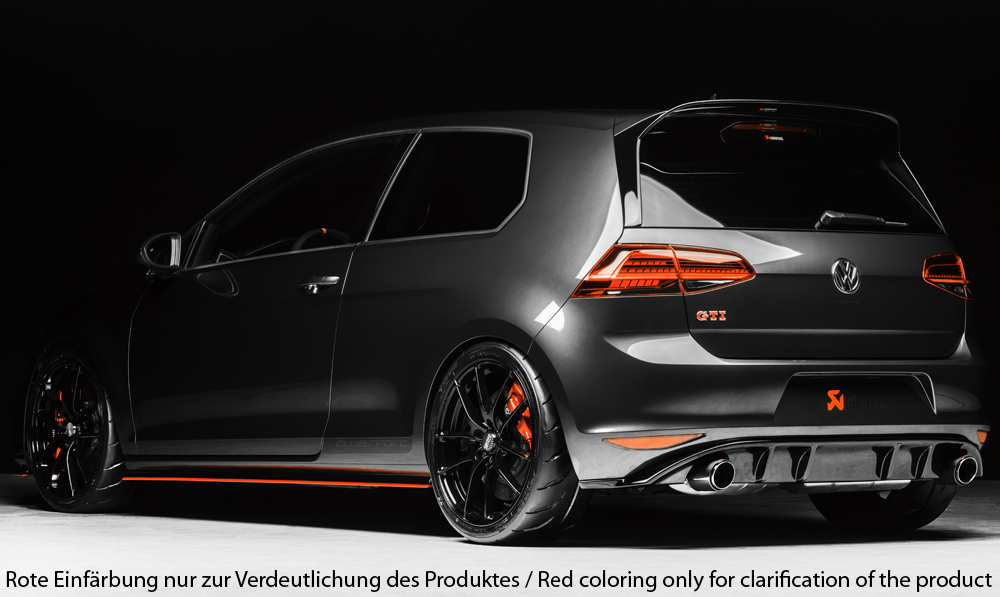 Rieger Kunststoff Tuning Design Abs Online Shop Catalog Videos