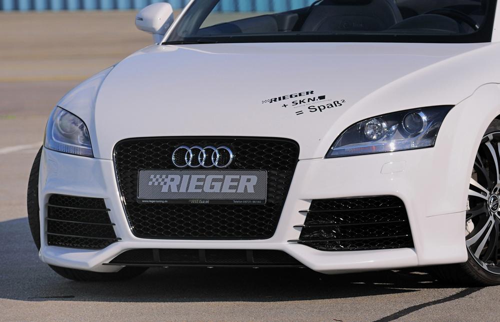 Grill Audi Tt Rs 8j Shiny Black