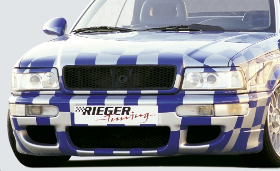 Audi 80: B4 Rieger RS2 Look Front Bumper - ABS