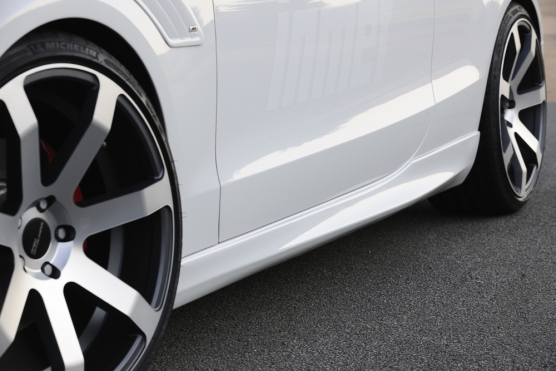 Audi A5 & S5 Sportback (07-) Rieger Side Skirts - ABS