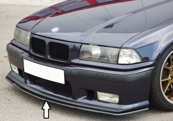carbon front splitter for bmw e36. Black Bedroom Furniture Sets. Home Design Ideas
