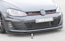 Rieger front splitter only for GTI/GTD