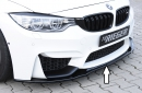 Rieger front splitter for frontbumper
